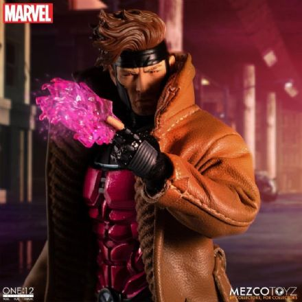 *Pre Order* Mezco One:12 Collective Gambit